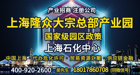 上海隆众大宗石化产业园